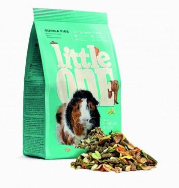 Little One comida para conejillos de indias