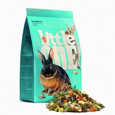 Little One comida para conejos
