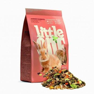 Little One comida para conejos junior