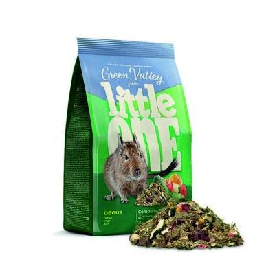 Little One Green Valley comida para degus