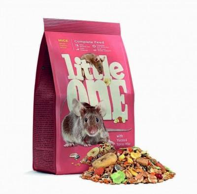 Little One comida para ratones