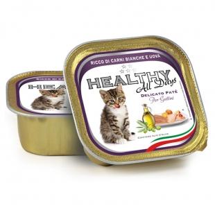 HEALTHY GATO KITTEN ACEITE DE OLIVA