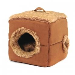 CAMA GATO BROWNIE BOX