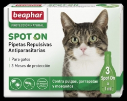 PIPETAS REPULSIVAS ANTIP. GATO