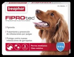 FIPROTEC PERRO MEDIANO 10-20 KG