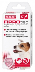 FIPROTEC SPOT ON PERRO PEQUEÑO 2-10 KG
