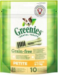 GREENIES GRAIN FREE PETITE