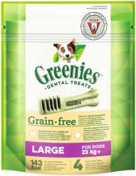 GREENIES GRAIN FREE LARGE