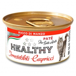 HEALTHY CAPRICCI GATO