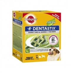 PEDIGREE DENTASTIX FRESH MULTIPACK