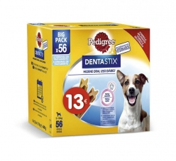 PEDIGREE DENTASTIX PACK 56 PVP ESPECIAL