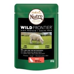 NUTRO GATO WILD FRONTIER WET