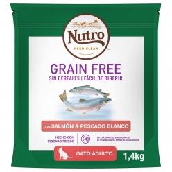 NUTRO GATO GRAIN FREE ADULT