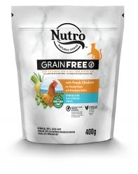 NUTRO GATO GRAIN FREE ESTERILIZADO