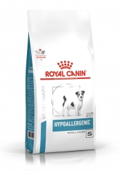 CANINE HYPOALLERGENIC SMALL DOG