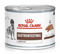 CANINE GASTROINTESTINAL LOW FAT WET