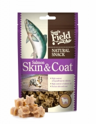 SAM´S FIELD NATURAL SNACK SKIN & COAT