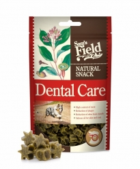 SAM´S FIELD NATURAL SNACK DENTAL CARE