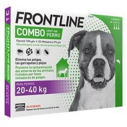 FRONTLINE SPOT ON COMBO PERRO 20-40 KG